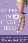 Killer in High Heels (A High Heels Mystery, #2) - Gemma Halliday