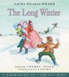 The Long Winter - Laura Ingalls Wilder, Cherry Jones