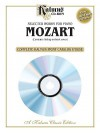 Selected Works for Piano: Mozart, CD-ROM & Catalog - Wolfgang Amadeus Mozart