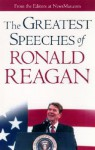 The Greatest Speeches of Ronald Reagan - NewsMax, Ronald Reagan