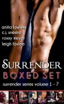 Surrender Boxed Set - Anita Lawless, C.J. Sneere, Roxxy Meyer, Leigh Foxlee
