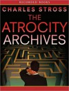 Atrocity Archives: Laundry Files Series, Book 1 (MP3 Book) - Charles Stross, Emery Gideon
