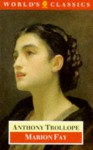 Marion Fay - Anthony Trollope
