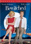 DVD Bewitched - NOT A BOOK