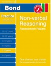 Bond Non-Verbal Reasoning Assessment Papers. 7-8 Years - Andrew Baines