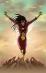 Spider-Woman: Origin - Brian Michael Bendis, Brian Reed, Jonathan Luna, Joshua Luna
