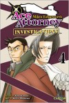 Miles Edgeworth: Ace Attorney Investigations 4 - Kenji Kuroda