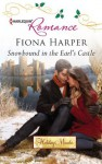 Snowbound in the Earl's Castle (Holiday Miracles) - Fiona Harper