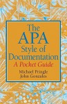 APA documentation and style - Mike Pringle, John Gonzales