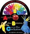 Red Apple, Yellow Banana, and the Blue Cockatoo: An Alphabet Adventure - Christopher Franceschelli