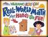 Real-World Math for Hands-On Fun! - Cynthia Littlefield, Michael P. Kline, Michael Kline, Cynthia Littlefield