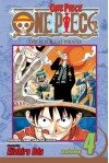 One Piece Volume 04 - Eiichiro Oda