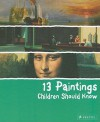 13 Paintings Children Should Know - Angela Wenzel