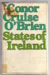 States Of Ireland - Conor Cruise O'Brien