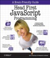 Head First JavaScript Programming - Eric Freeman, Elisabeth Robson