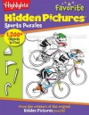 Highlights Hidden Pictures® Favorite Sports Puzzles (Favorite Hidden Pictures®) - Highlights for Children