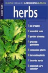 Herbs: Organic Gardening Basics Volume 5 (Rodale Organic Gardening Basics, Vol 5) - Organic Gardening Magazine