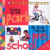 2 Books in 1: Going to the Park and My First Day at Preschool - Roger Priddy