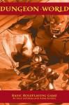 Dungeon World Red Book - Sage LaTorra, Adam Koebel