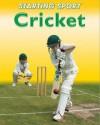 Cricket - Rebecca Hunter.