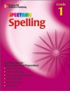 Spectrum Spelling, Grade 1 - School Specialty Publishing