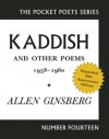 Kaddish and Other Poems: 50th Anniversary Edition - Allen Ginsberg, Bill Morgan
