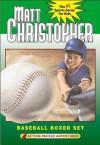 Baseball Boxed Set - Matt Christopher