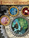 Fantasy Genesis: A Creativity Game for Fantasy Artists - Chuck Lukacs