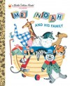 Mr. Noah and His Family (Little Golden Book) - Jane Werner Watson