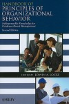 Handbook of Principles of Organizational Behavior: Indispensable Knowledge for Evidence-Based Management - Edwin A. Locke