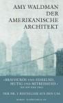 Der amerikanische Architekt (German Edition) - Amy Waldman