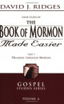 The Book of Mormon Made Easier, Part III (New Cover) - David J. Ridges