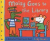 Maisy Goes to the Library - Lucy Cousins