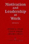 Motivation and Leadership at Work - Richard M. Steers, Lyman Porter, Gregory Bigley