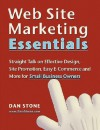 Web Site Marketing Essentials - Dan Stone