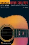 Incredible Chord Finder - 6 Inch. X 9 Inch. Edition: Hal Leonard Guitar Method Supplement - Hal Leonard Publishing Company