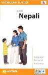 Vocabulary Builder Nepali - Euro Talk Interactive