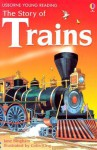 Story of Trains - Jane Bingham, Colin King