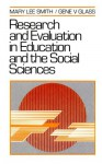 Research and Evaluation in Education and the Social Sciences - Gene V. Glass