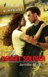 The Secret Soldier - Jennifer Morey