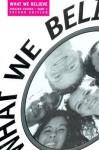 What We Believe: Session Guides Part 2 - John F. Walvoord, Lew Vander Meer