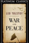 War and Peace (Barnes & Noble PLATINUM Classics) - Leo Tolstoy