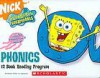 Spongebob Squarepants Phonics: 12 Book Reading Program - Sonia Sander