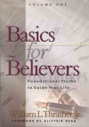 Basics for Believers: Foundational Truths to Guide Your Life - Alistair Begg, William L. Thrasher Jr.