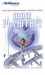 Pegasus in Space - Anne McCaffrey, Sharon Williams