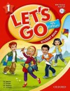 Let's Go 1 Student Book with Audio CD: Language Level: Beginning to High Intermediate. Interest Level: Grades K-6. Approx. Reading Level: K-4 - Ritsuko Nakata, Karen Frazier, Barbara Hoskins