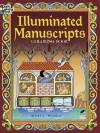 Illuminated Manuscripts Coloring Book - Marty Noble