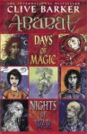 Abarat: Days of Magic, Nights of War (Abarat #2) - Clive Barker
