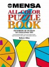 Mensa All-Color Puzzle Book 1: Hundreds of Puzzles to Challenge You - Robert Allen, Carolyn Skitt