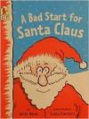 A Bad Start for Santa Claus - Sarah Hayes